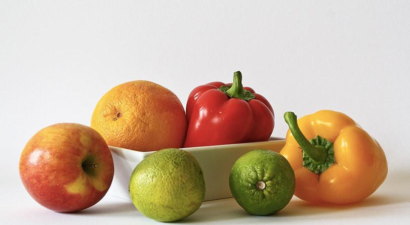 vocabulaire fruits et légumes