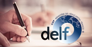 DELF A1 production écrite