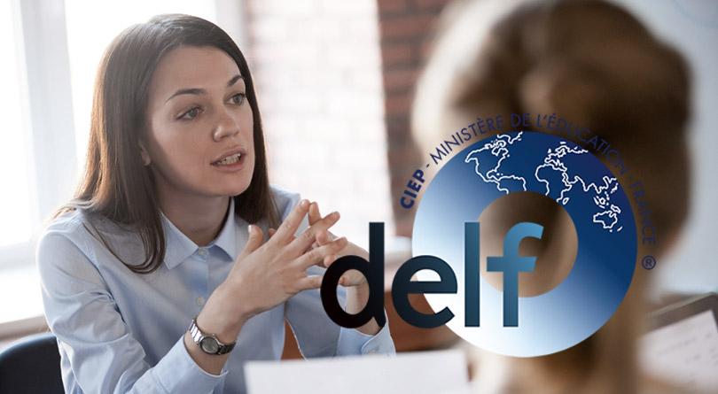 DELF A1 Production Orale