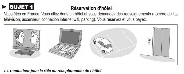 Réservation à l'hôtel DELF A1