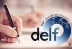 DELF A2 : la production écrite
