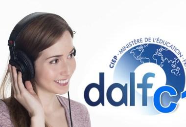 Compréhension orale DALF C1