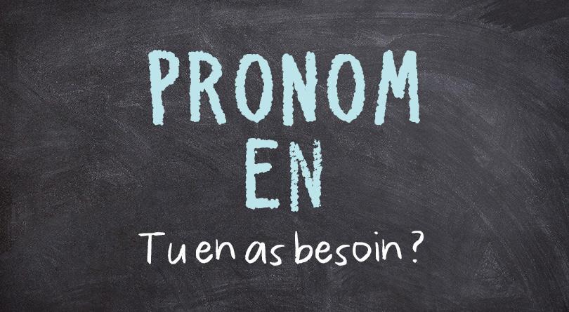 Pronom EN