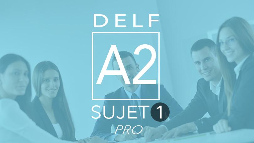 DELF Pro A2