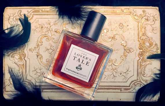 The Lover's Tale with Black Feathers | 30ml Bottle | Francesca Bianchi Perfumes