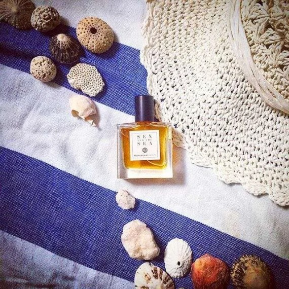 Sex and the Sea | on the sea | Francesca Bianchi Perfumes