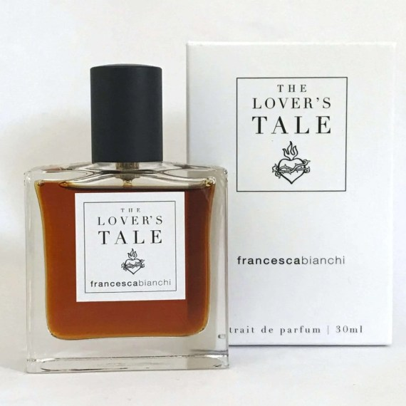 The Lover's Tale perfume 30 ml Francesca Bianchi Perfumes with box