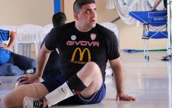 CAMPIONI / La storia di Sergio Ignoto, dal letto d'ospedale agli europei di Sitting Volley