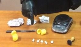 Calabria, in auto con cocaina: arrestato ex sindaco