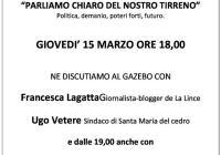 Giovedì prossimo a Diamante anche il neo deputato Massimo Misisti