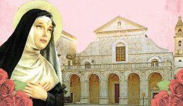 Santa Maria del Cedro, nella frazione Marcellina festeggiamenti in onore di Santa Rita