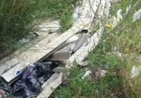 Praia a Mare, materiali nocivi e pericolosi rinvenuti in località Saracinello
