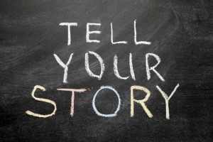 Tell your story immagine
