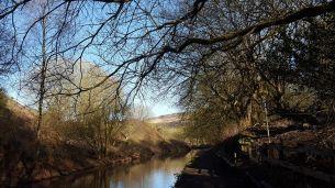 Marsden, Canal Walk