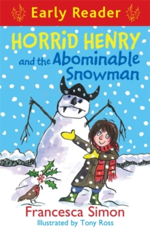 Image result for horrid henry and the abominable snowman