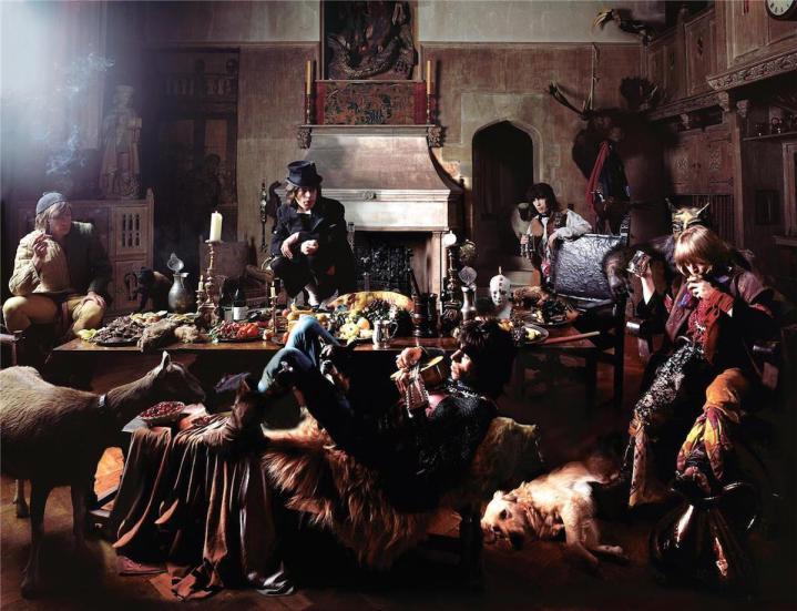 Francesco Garolfi - Beggars Banquet live - Rolling Stones