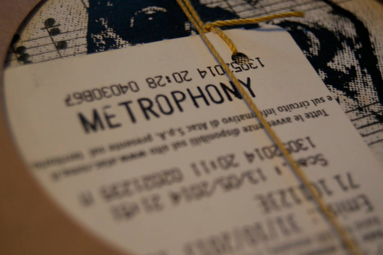 METROPHONY - A Soundscape journey in the subway of Rome