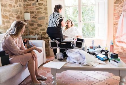 Trucco da sposa | Matrimonio a Cortona intimate wedding in Tuscany