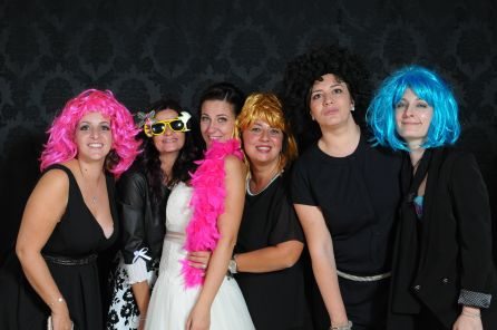 Funny Photo booth Sposi | Matrimonio a Firenze​