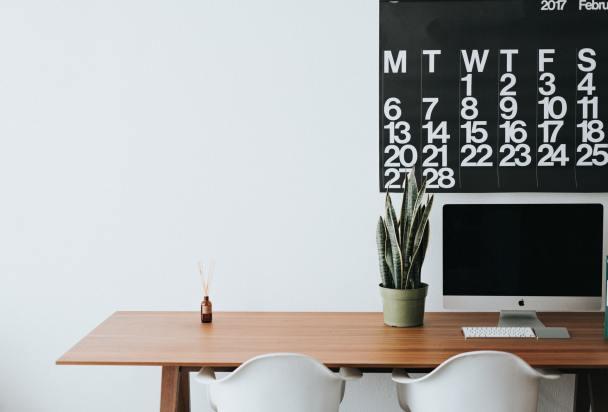 calendar dias semana frances