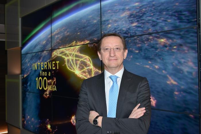 Mario Mella CTO Fastweb