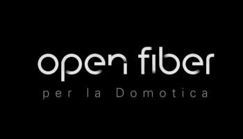 open fiber domotica