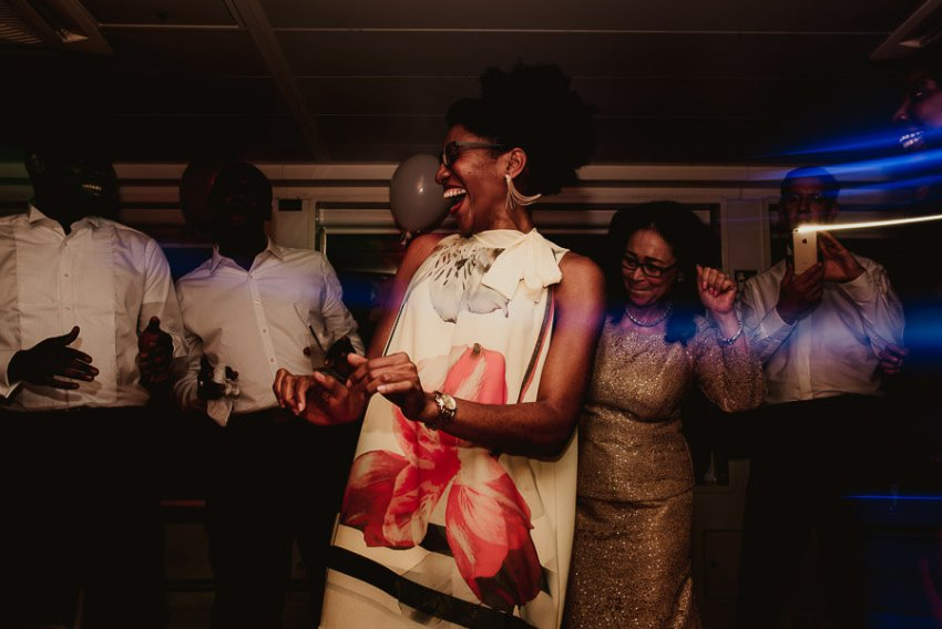 Sirmione Wedding photographer boat party garda lake