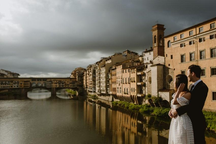 Pre Wedding Photography Italy Tuscany intimate couple portrait