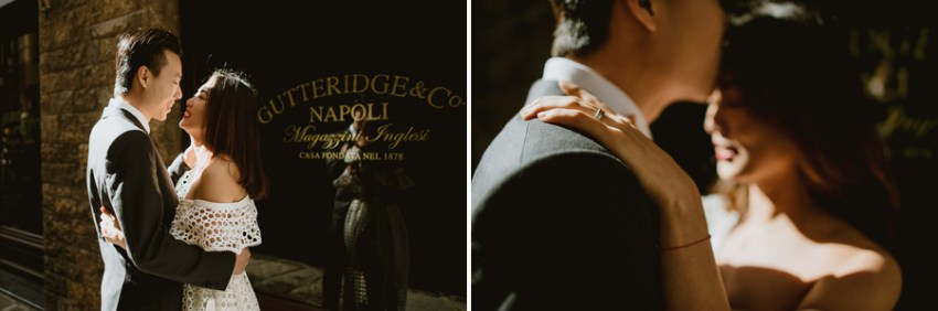 Pre Wedding Photography Italy Tuscany intimate fashion photos
