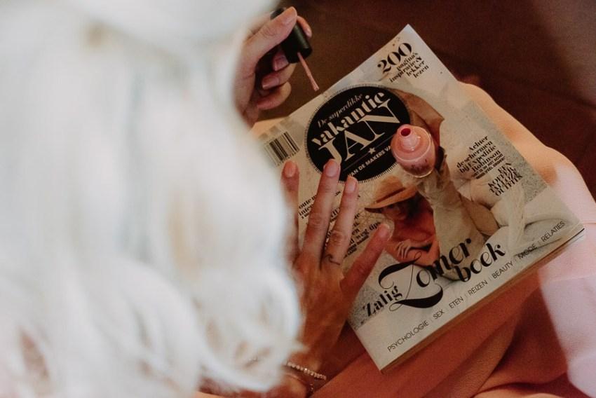 fairytale wedding italy umbria borgo della marmotta bride gettin