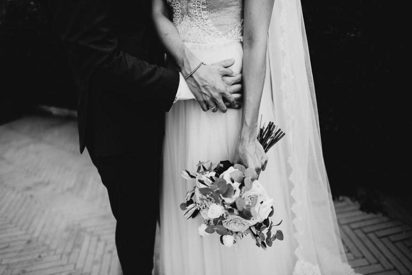 luxury wedding photographer umbria italy candid couple portrait