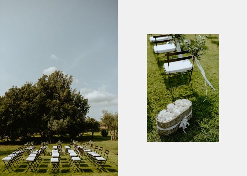 Siena wedding photographer borgo scopeto outdoor ceremony
