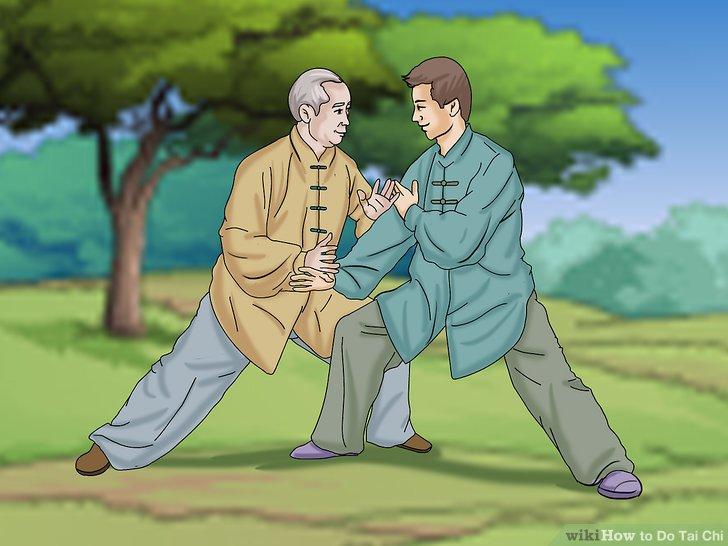 Benefici del Tai Chi Chuan