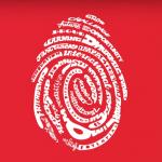 Unicredit Impact - una impronta digitale composta da tante parole