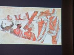 peinture murale syro-mésopotamienne