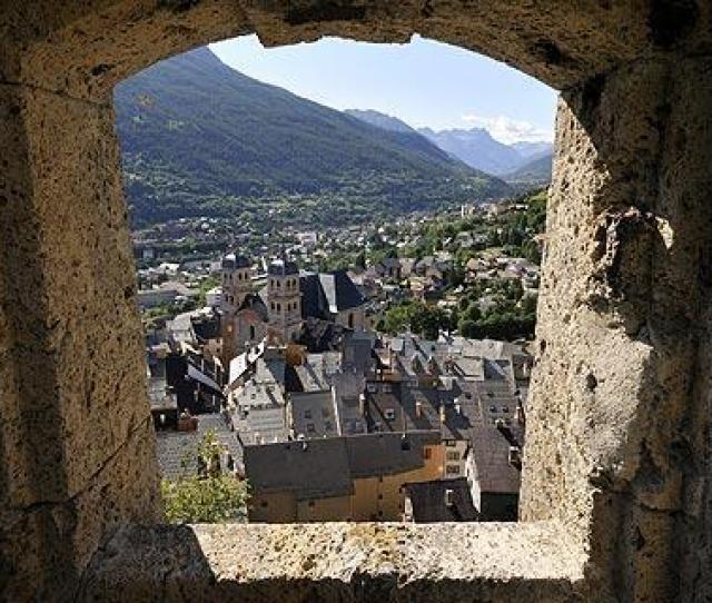 Photo Of Briancon In Alps Ski Resorts Provence Region