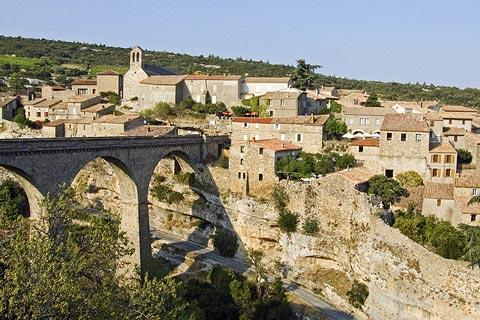 Siran France Herault Languedoc Roussillon Tourism
