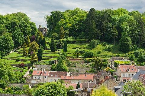 Photo of Pierrefonds in Oise