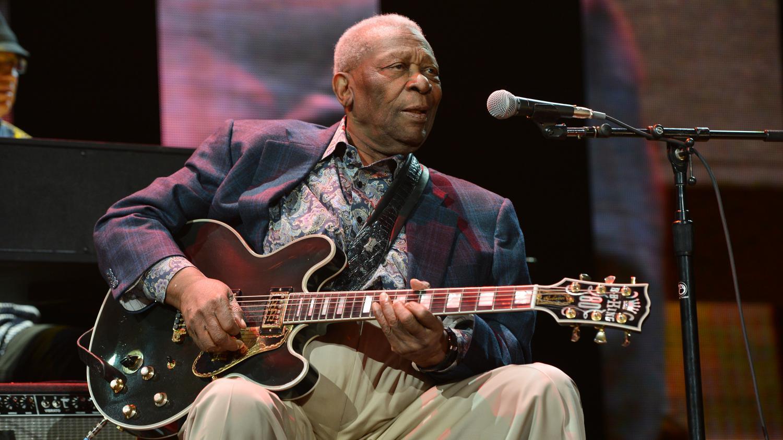 La Legende Du Blues B B King Meurt A L Age De 89 Ans