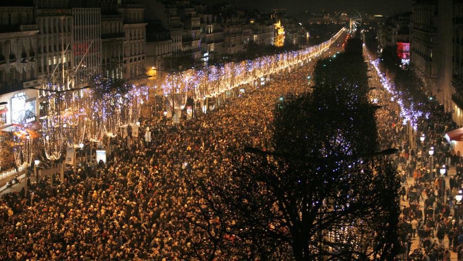 Attentats De Paris Les Clbrations Du Nouvel An Auront