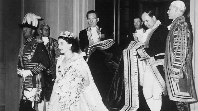 6 Fvrier 1952 Elisabeth II Devient Reine