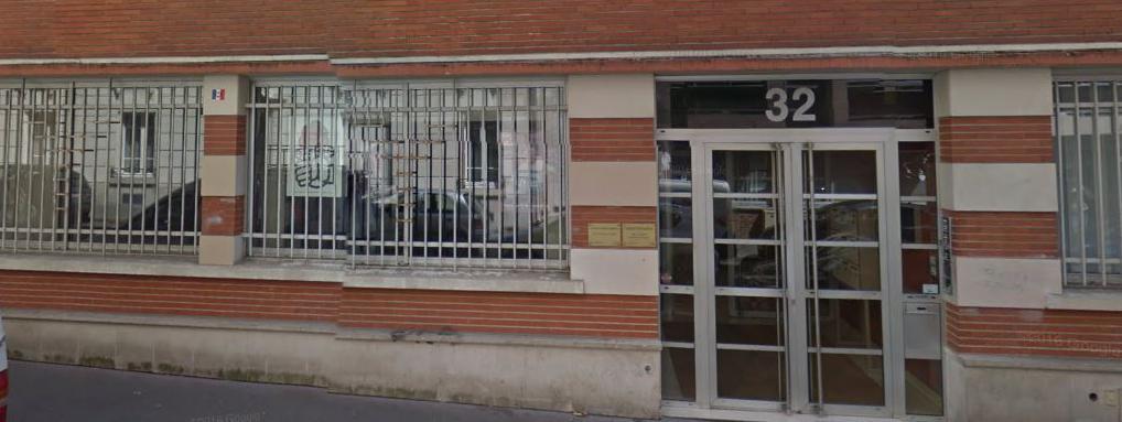 Les locaux de la fédération de Paris du Parti socialiste ont été saccagés jeudi 1er septembre 2016.