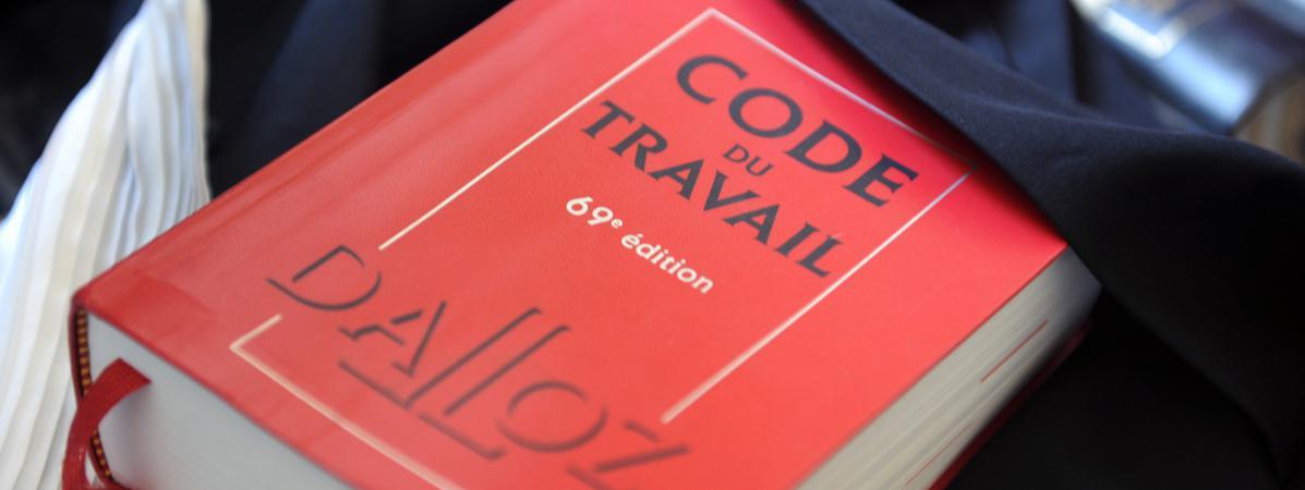 La réforme du Code du travail est le premier gros dossier du gouvernement Macron.