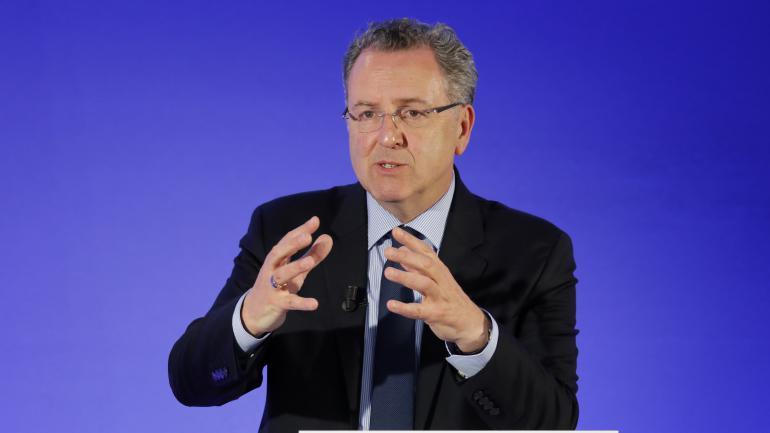Richard Ferrand, à Paris, le 8 mai 2017.