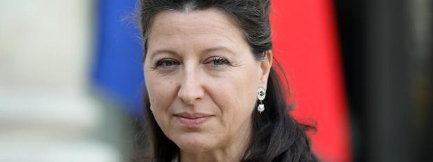 La ministre de la Santé, Agnès Buzyn, au palais de l'Elysée à Paris, le 17 octobre 2017.