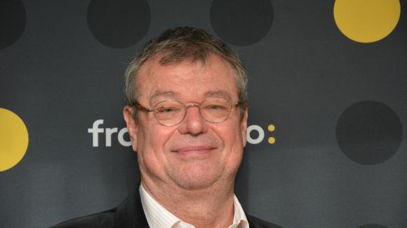 Nicolas Jacobs, médiateur de l'info de France Télévisions.