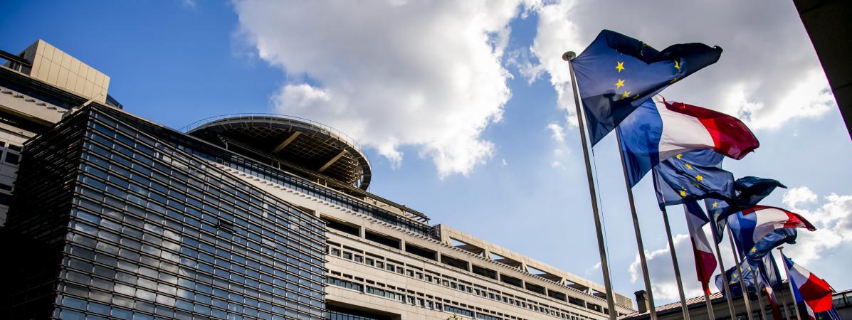 Le ministère des Finances de Bercy, à Paris, le 22 septembre 2017.