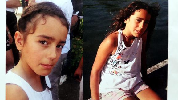 Photos non datées de Maëlys, disparue dans la nuit du 26 au 27 août 2017 à Pont-de-Beauvoisin (Isère).