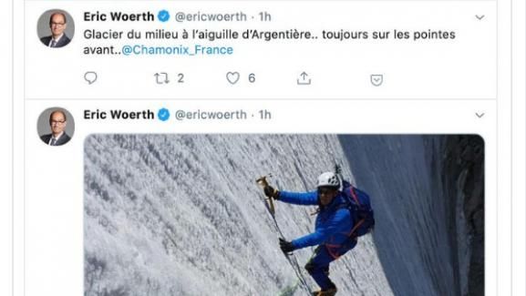 Compte d\'Eric Woerth.