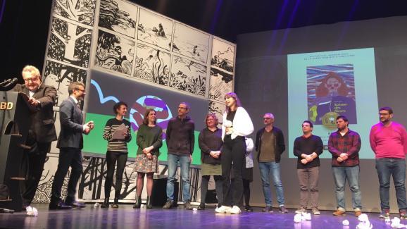 The Angoulême Awards